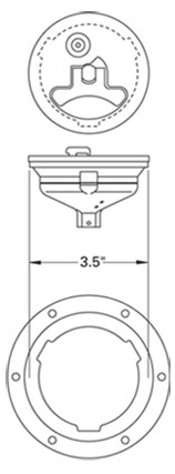 Wisco Products Flush-Mount Series Filler Products
