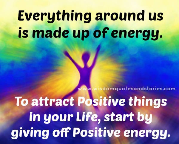 Image result for positive energy quotes
