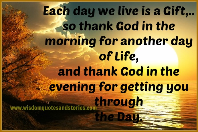 Why Do We Fall Bruce Wallpaper Thank God For Another Day Quotes Quotesgram