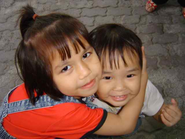 Image result for kids hugging + image