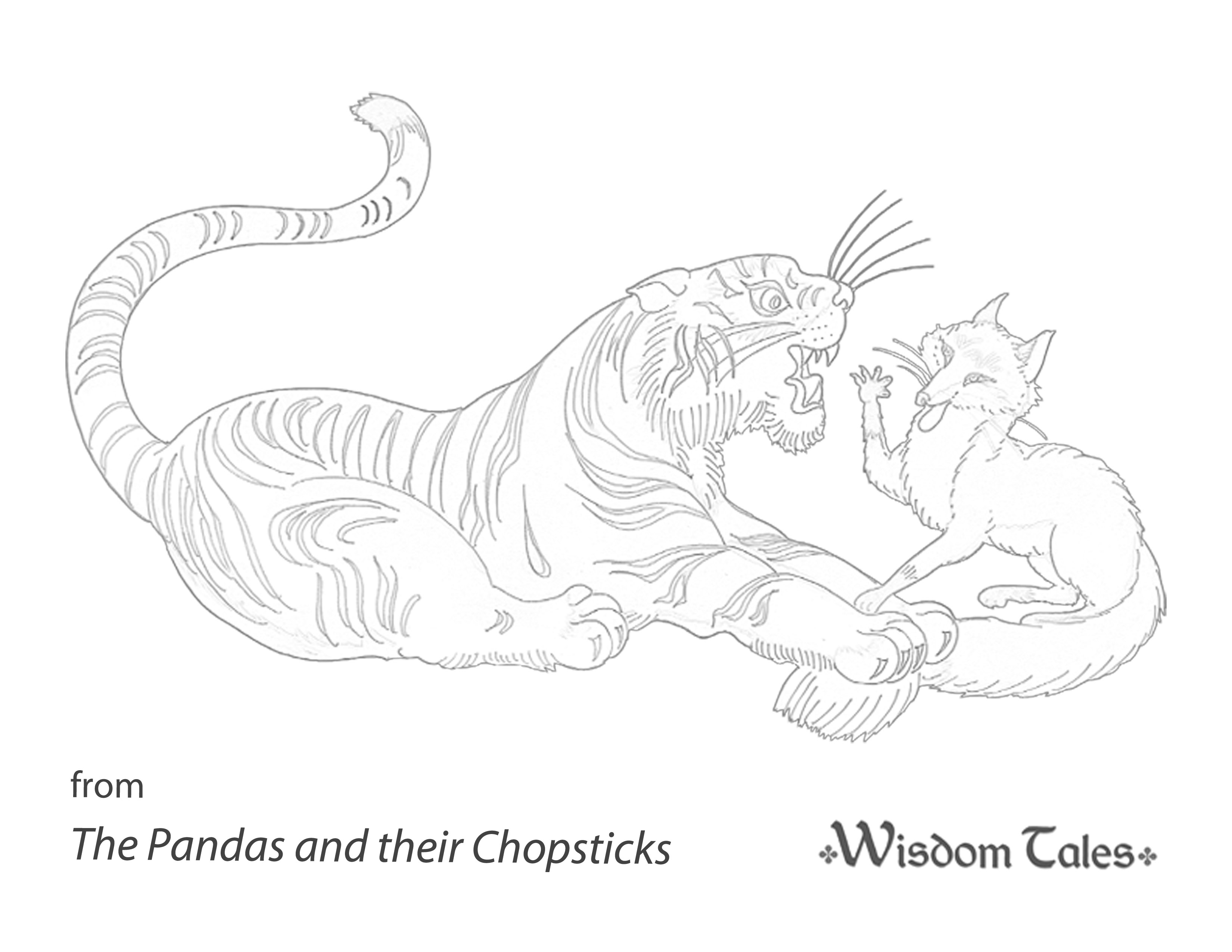 The Pandas and Their Chopsticks