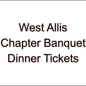 West Allis Chapter Banquet