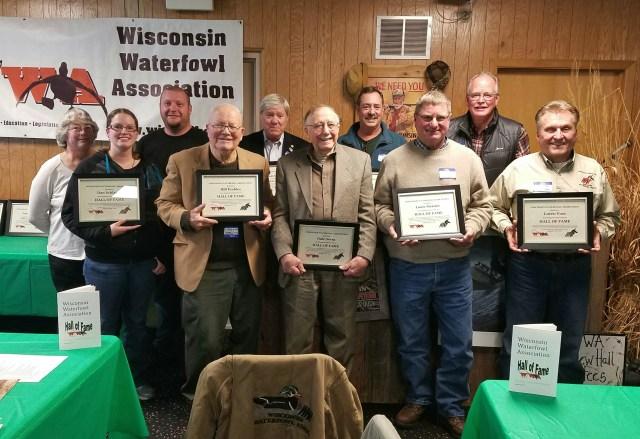 WWA Hall of Fame Group Shot