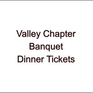 Appleton/Valley Chapter Banquet