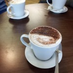 Coffees at The Watch House