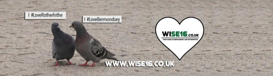 WISE16 promotes events in SE16 and SE1