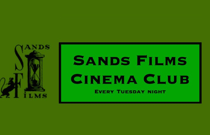 Sands Films Daytime Cinema Club Tuesday
