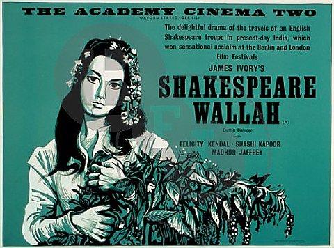 Sands Films  Shakespeare Wallah