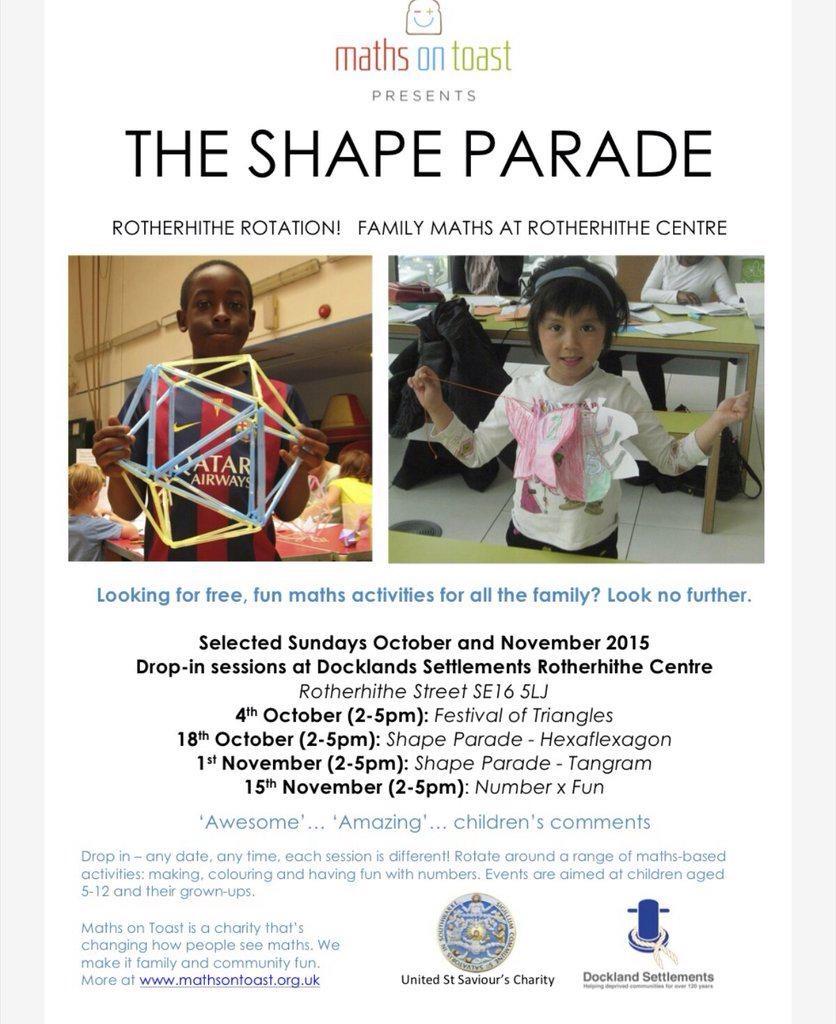 the shape parade