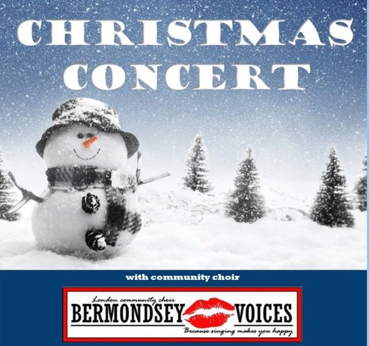 Bermondsey Voices Christmas Concert