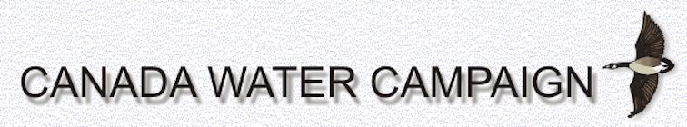 Canada Water Forum