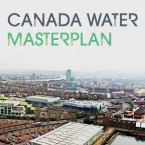 Developed Canada Water Masterplan Drop-in Exhibition, January 2018 @ Canada Water Hub in the Surrey Quays Shopping Centre | United Kingdom