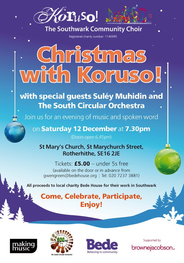 Christmas with Koruso