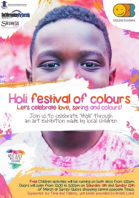 Holi Festival of ColoursHoli Festival of Colours