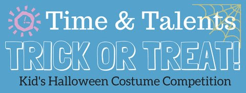 Time and Talents Trick or Treat