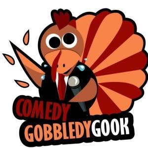 Comedy Gobbledygook Logo