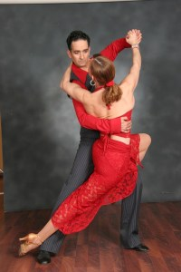 Latin Salsa Dance
