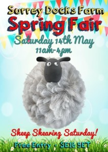 Surrey Dock Farm Spring Fair