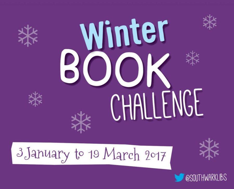 Winter book challenge