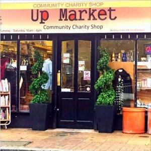 Upmarket Community Shop