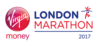 London Marathon 2017 logo