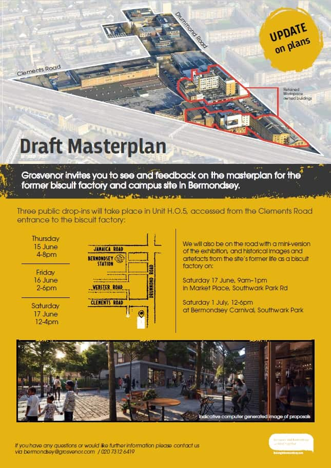 Grosvenor Draft Masterplan 15-16-17 June