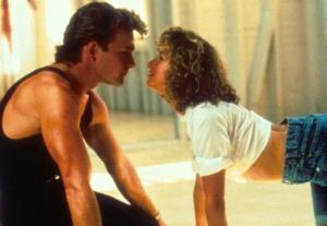 Pop Up Screens in Southwark Dirty Dancing