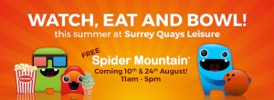 Summer At Surrey Quays Leisure Park
