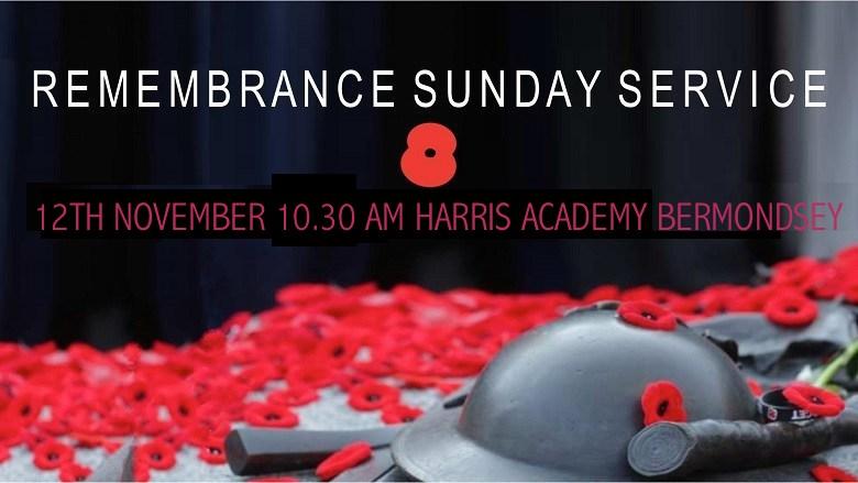 City Hope Remembrance sunday Service 2017