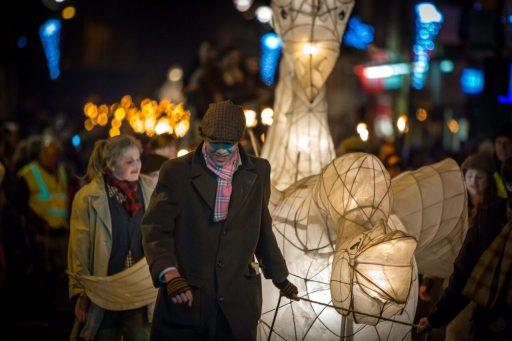 Illuminate Rotherhithe Lantern Procession