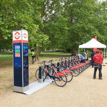 Image: WISE16.co.uk / Summer of Cycleway event at Southwark Park