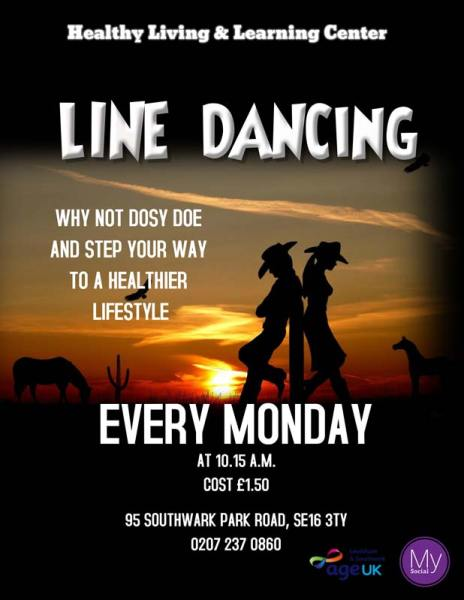 MySocial Line Dancing