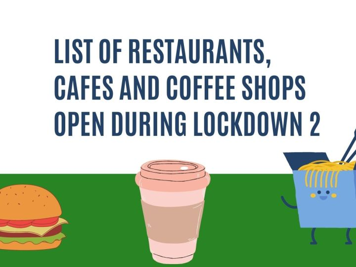 Lockdown 2: food venues open in Bermondsey and Rotherhithe