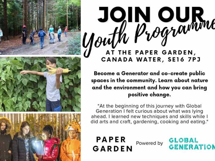 Global Generation's youth leadership programme