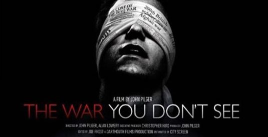 The War You Don't See by Sands Films Cinema Club