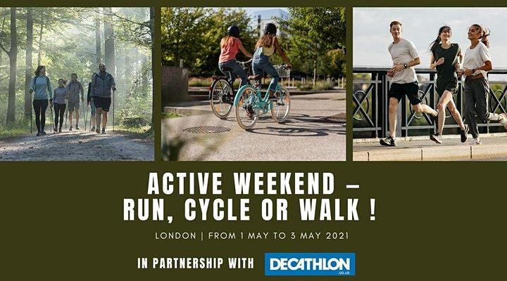 Active weekend to support GardenSE8