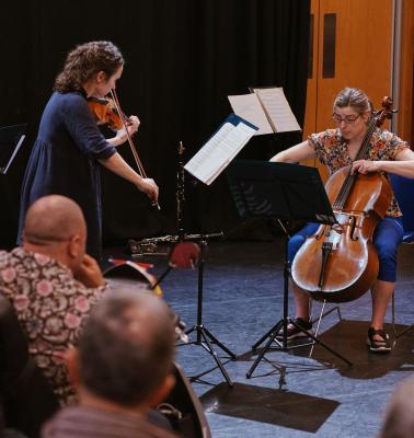 Canada Water Theatre presents Comfortable Classical
