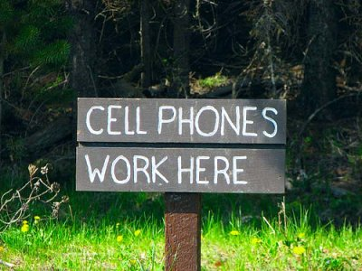cell phone signal