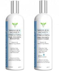 Dermachange Hair Growth Shampoo and Conditioner Set
