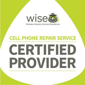 WISE Certification Door Decal Retail Stores1