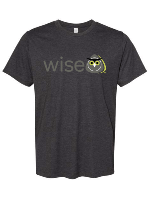 WISE Certification Heather Tee