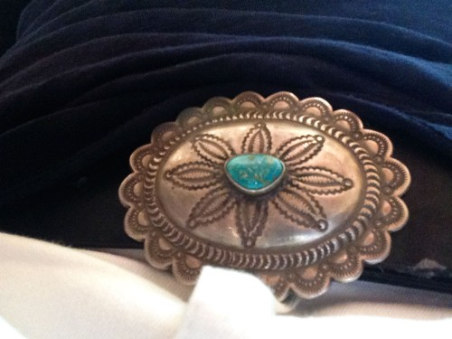 "<a href=""vintage belt buckle from The Great Southwest Antique Show"">vintage belt buckle from The Great Southwest Antique Show</a>"