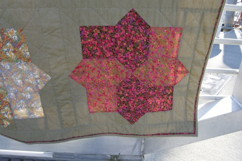 Hammerhead Quilt Photos - 27