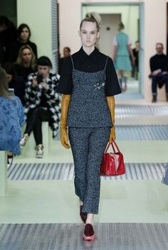 Friday Favorites Prada F/W 2015 by Wise Craft Handmade