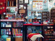 20 Crafting Rooms That Will Have You Drooling - Page 3 of ...