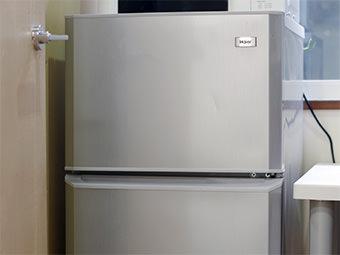 手作り食も冷蔵庫で保存