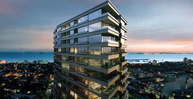 St Kilda's tallest building S.T.K apartments snapped up ahead of official launch