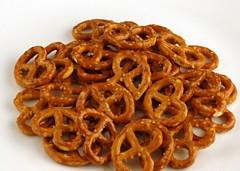 200 Calories of Salted Pretzels