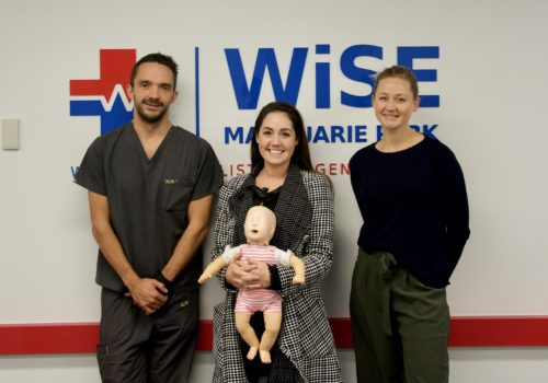 Eliza Curby of Twingenuity Visits WiSE