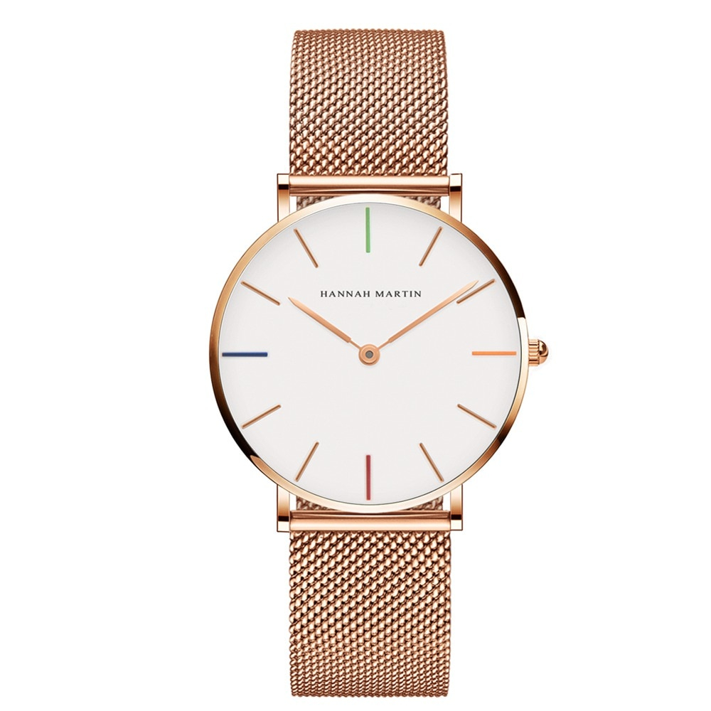 Women Mesh Steel Watch | Quality Watches For You | Wise Outlets |